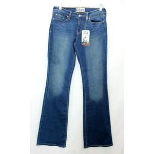 Levi Strauss Signature Jeans  Boot Size 6 Long NWT